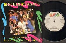 "MODERN ROMANCE Good Friday  7"" Ps, B/W Good Feelings-Remix, Rom4 (Vinyl Ex- Ligh"