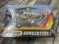 Hawker Fury 1 Matchbox 1/72 Pk-1 Model Kit Sealed (1)