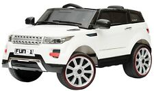 Range Rover Midi HSE Style - Kids 12v Electric / Battery Ride on Car White