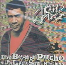 Best of Pucho and His Latin Soul 0025218517522 CD