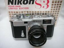 NEW Nikon S 3 - 2000 limited edition