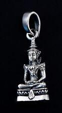 Amulet Silver 925 0.2oz 25441 Pendant Tibetan Buddha Amitabha Buddhist