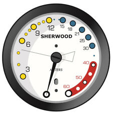 Sherwood 60 meters Depth Gauge
