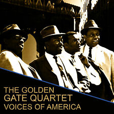CD The Golden Gate Quartet - Voices of America