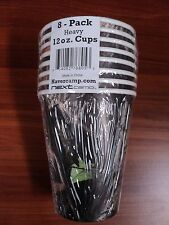 Havercamp Next Camo™ - 12oz. Paper Cups - 8 Pack - New In Package!!