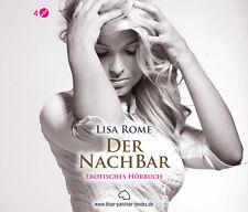 Der NachBar | Erotisches Hörbuch 4 CDs von Lisa Rome | blue panther books