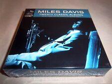 Twenty Classic Albums [Box Set] by Miles Davis NEW SEALED CD 10 Discs, Ais)