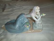 Dolores The Dahlia Maiden Franklin Mint Fine Porcelain