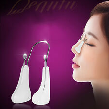Nose Up Shaping Lifting Straightening No Pain Reshaper Beauty Nose Clip Tool