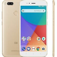Xiaomi Mi A1 64GB 4GB RAM Dual SIM-Gold and Unlocked