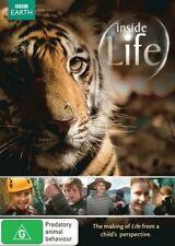 Inside Life (2 Disc) BBC Earth - New/Sealed DVD Region 4