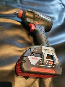Bosch GDX 18 V-EC Professional Impact Wrench (Brushless Motor) with battery