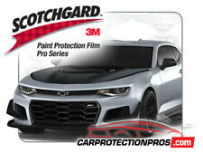 2018 Chevrolet Camaro ZL1 3M Pro Series Clear Bra Deluxe Paint Protection Kit