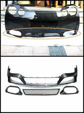 Carbon Diffuser For 11-15 Nissan R35 GTR OE Rear Lip w Mesh Exhaust Heat Shield