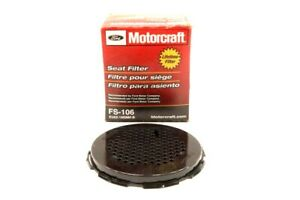 NEW Motorcraft Climate Control Seat Filter FS-106 Ford Lincoln Mercury 2006-2019