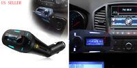 Cool Car Kit MP3 USB SD MMC LCD Player Remote Wireless FM Transmitter Modulator