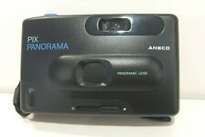 Ansco 35mm Camera Point and Shoot full Panoramic Lens