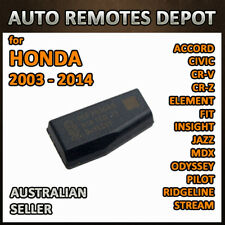 Transponder Immobilizer Chip for HONDA ACCORD CIVIC CR-V CR-Z FIT OBYSSEY PILOT