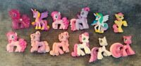 "13 G4 My Little Pony MLP Blind Bag 1"" Inch Rare Horse Bundle Mini Ponies Unicorn"