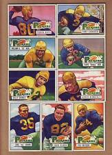 Bowman Original Team Set Vintage (Pre-1970) Football Cards