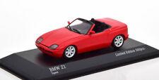1:43 Minichamps BMW Z1 1991 red