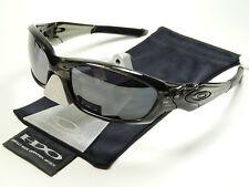 Oakley Straight Jacket II Grey Smoke Sonnenbrille Racing Flak Split Wind Field