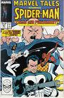 MARVEL TALES 221 VFN PUNISHER SPIDER-MAN CLOAK & DAGGER MARVEL COMICS A-Z SALE