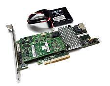 LSI Megaraid SAS 9271-4i SATA / SAS 1GB Controller RAID 5 6G PCIe x8 3.0 CVM01