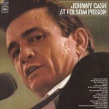 JOHNNY CASH At Folsom Prison VINYL 2LP BRAND NEW With Download