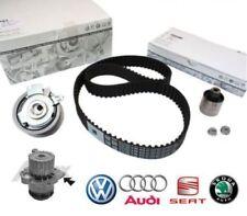 KIT DISTRIBUZIONE ORIGINALE +POMPA+CINGHIA SERVIZI VW Polo 9N 1.4 1.9 TDI dal 03