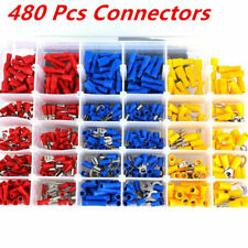Assorted Vehicle Auto Car Electrical Wire Terminals Insulated Crimp Connectors
