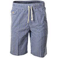 MENS KNEE LENGTH LONG SHORT CASUAL SUMMER BEACH 100% COTTON STRAIGHT PANTS S-2XL