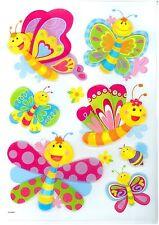 Kinderzimmer-Aufkleber mit Bildmotiven für Jungen & Mädchen