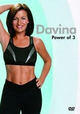Davina Mccall - The Power Of 3 (DVD, 2004)