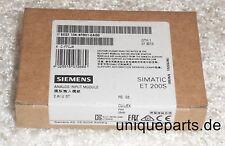 Siemens 6ES7 134-4FB01-0AB0 inkl. MwSt NEU OVP sealed new  Analog Input Module