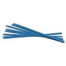 """10 X 12"""" x 24T Carbon Steel Reciprocating Cutting Hacksaw Saw Blades L 300mm"""