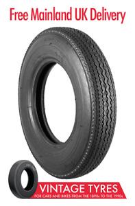 Camac BC110 520-13 crossply car tyre 520x13 5.20-13 Austin A30 Ford Anglia