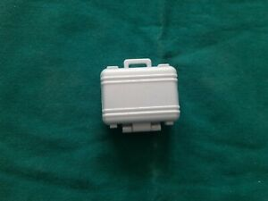 WWE Grey Briefcase Money In The Bank Accessory Mattel Jakks Figure Prop 1:12 B2