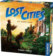 Thames & Kosmos 696175 Lost Cities - The Board Game