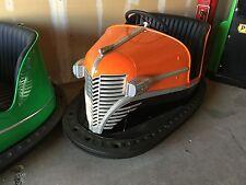 VINTAGE 1938  LUSSE AUTOSKOOTER BUMPER CAR AMUSEMENT CARNIVAL RIDE  VERY COOL!