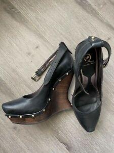 Alexander McQueen Wedge Shoes