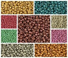 CHOOSE COLOR! 10 g Seed Beads 8/0, Japanese Seed Beads