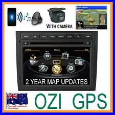 HOLDEN VY-VZ COMMODORE IN DASH DVD CD GPS NAVIGATION BLUETOOTH HEAD UNIT STEREO