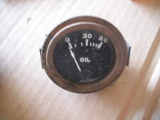 Willys  Ford GPW Jeep WW2 Original Early Ford V8 t16 univesal carrier,oil gauge