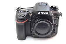 NUOVO Nikon D7200 24.2MP Fotocamera Digitale SLR Solo Corpo - 3 anni di garanzia