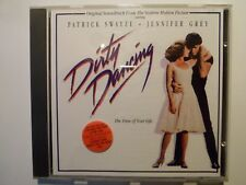 ALBUM CD -  Dirty Dancing (Selections From The Original Soundtrack)