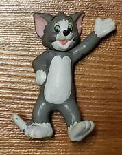 "Vtg 1992 Applause Tom & Jerry 2.5"" Figure Cake Topper"