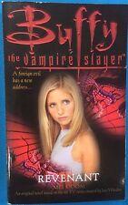 Buffy The Vampire Slayer Revenant by Mel Odom (2001) Pocket Books pb