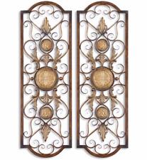 Metal Wall Art - Two Panels