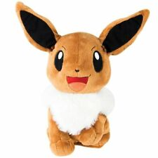 Pokemon T19379d Soft and Cuddly 10inch Lovable My Friend Eevee Feature Plush Toy